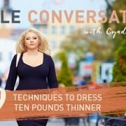10 techniques to dress 10 pounds thinner