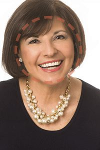 Circular Face Shape