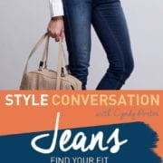 Cyndy Porter Style Conversation How to find your perfect jeans